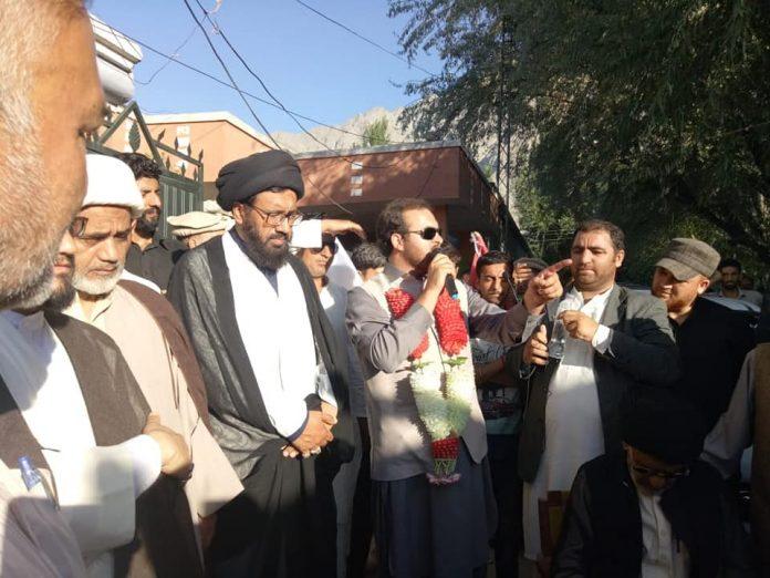 ایڈوکیٹ محمد سفیر عباس اسلامی تحریک میں شامل ہوگئے