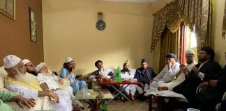 علامہ سید ناظرعباس تقوی کی اہلسنت علماء سے ملاقات