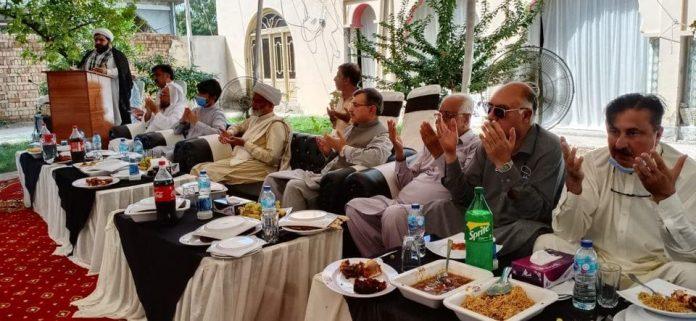 محرم الحرام امن ،امان سے گزرنے پر اج یوم تشکر منایا جا رہا ہے علامہ رمضان توقری