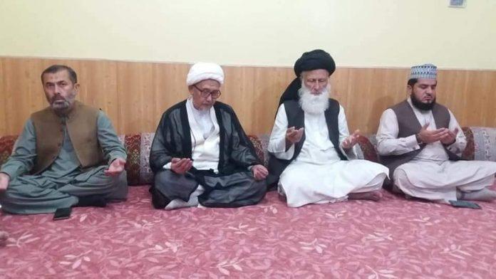 شیعہ علماء کی مولانا شیرانی سے ملاقات مولانا عادل خان کی وفات پر تعزیت
