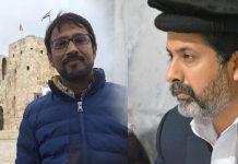 سنیٸر صحافی علی عمران کی گمشدگی کے واقعے کی مذمت کرتے ہیں۔ ترجمان قاٸدِ ملتِ جعفریہ پاکستان