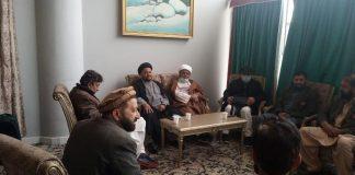 اسلامی تحریک پاکستان کا وفد گلگت پہنچ گیا