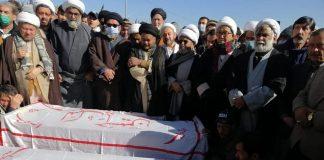 سانحہ مچھ ،قائد ملت جعفریہ کی ہدایت پر مرکزی وفد کی تجہیز و تکفین و نمازہ جنازہ میں شرکت