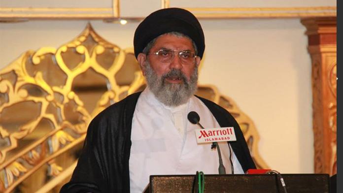 ظلم کےخلاف مظلوم کا ساتھ دینا حریت پسندوں کی پہچان ہے ،قائد ملت جعفریہ علامہ ساجد نقوی
