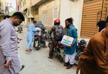 قائد ملت جعفریہ پاکستان کی جانب سے اوکاڑہ میں آئمہ جمعہ و جماعت میں عیدی تقسیم
