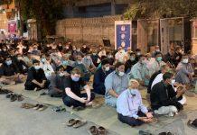 کرونا ایس او پیز کے تحت ایام امام علی ؑ کا مجالس و جلوس کا سلسلہ جاری
