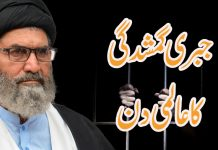 جبری گمشدگی بین الاقوامی چارٹرزکی سنگین خلاف ورزی ہے،قائد ملت جعفریہ علامہ ساجد نقوی