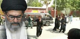 بہاولنگر شہر میں جلوس عزا پر دستی بموں سے حملہ انتہائی قابل مذمت ہے قائد ملت جعفریہ