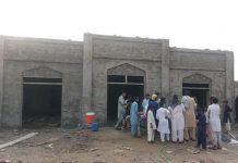 شہدادکوٹ۔سندھ قائد ملت جعفریہ پاکستان کی ہدایت پر جامع مسجد شریکۃ الحسینؑ کی تعمیر نو
