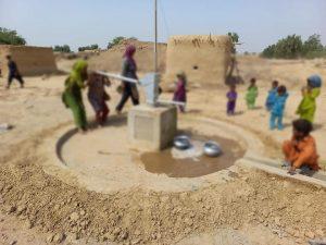 قائد ملت جعفریہ کی جانب سے جوہی سندھ میں   فراہمی آب کا منصوبہ مکمل