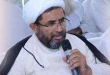 اربعین حسینیؑ زائرین کربلا کو واپسی پر سہولیات فراہم کی جائیں،شیعہ علماءکونسل پاکستان