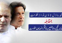 سانحہ منہاج القرآن ماڈل ٹاﺅن لاہور نواز حکومت بمقابلہ تھانہ کھچی والا ضلع بہاولنگرانصاف حکومت