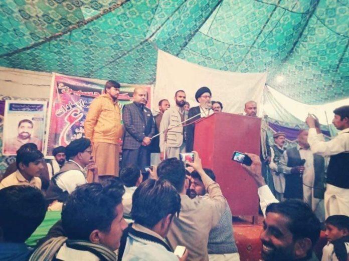 قائد ملت جعفریہ پاکستان کا جامعۃ القائم کی سالانہ تقریب سے خطاب