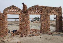 قائد ملت جعفریہ پاکستان کی جانب سے تحصیل ٹھل میں جامع مسجد کی تعمیر جاری
