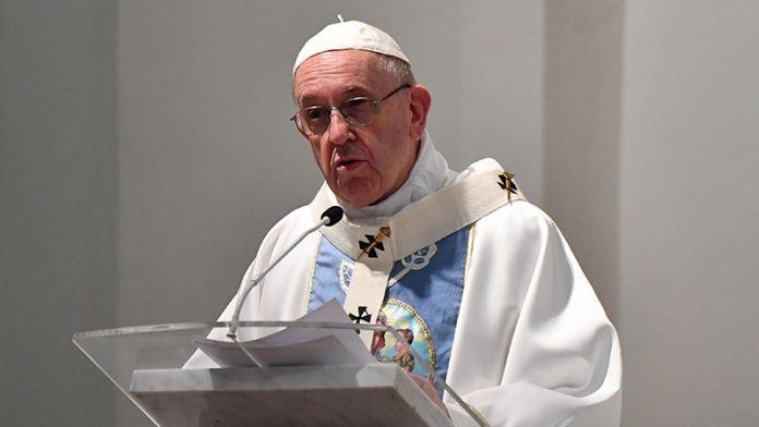 یمن کے بحران کو ختم کرنے کی پوپ فرانسس کی اپیل