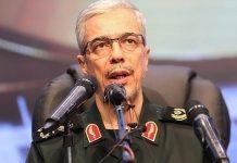 دمشق میں ایران، شام اورعراق کی مسلح افواج کے سربراہوں کی پریس کانفرنس