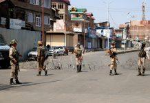 مقبوضہ کشمیر :جبر و استبداد کی بھارتی کارروائیوں کیخلاف مکمل ہڑتال