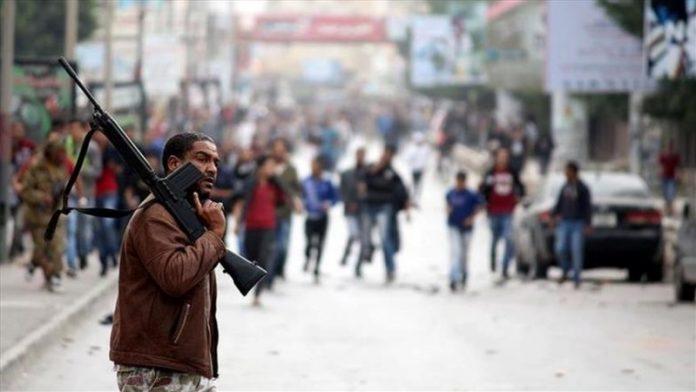لیبیا میں لڑائی بدستور جاری