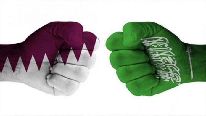 سعودی عرب اور قطر ایک بار پھر آمنے سامنے