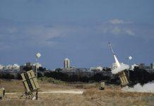 اسرائیل نے غزہ کی سرحد پر آئرن ڈوم سسٹم نصب کر دیا