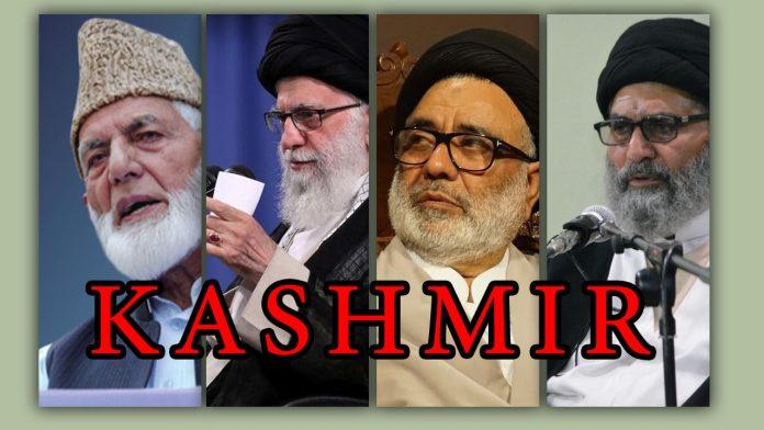 مسئلہ کشمیر پر مسلمان قائدین کا سخت رد عمل پر امن حل پر تاکید
