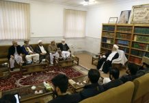 تصویری رپورٹ| ملی یکجہتی کونسل کے وفد کی آیت اللہ العظمی مکارم شیرازی سے ملاقات