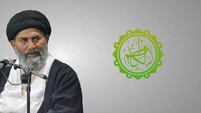 امت مسلمہ امام موسی کاظم ؑ کے کی سیرت پر عمل پیرا ہو قائد ملت جعفریہ پاکستان کا پیغام