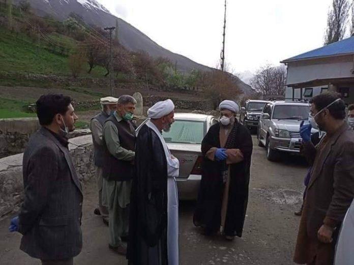 اسلامی تحریک پاکستان گلگت بلتستان کے جنرل سیکریٹری شیخ مرزا علی سے مجلس وحدت مسلمین کے وفد کی ملاقات