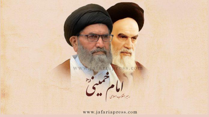 بانی انقلاب اسلامی ایران حضرت امام خمینی کی31 ویں برسی کی مناسبت سے قائد ملت جعفریہ علامہ سید ساجد علی نقوی کا پیغام