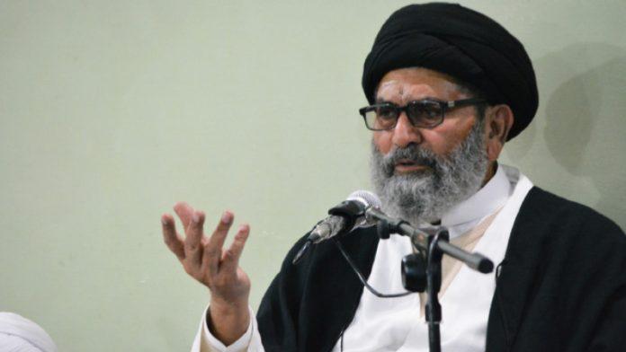 حضرت ابوذرغفاری کا شمار عظیم المرتبت صحابہ میں ہوتا ہے ، قائد ملت جعفریہ پاکستان علامہ ساجد نقوی