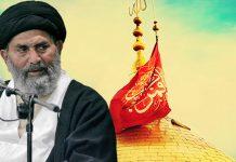 حضرت عباس ؑ وفاشعاری اور جانثاری کا اعلیٰ نمونہ تھے،قائد ملت جعفریہ پاکستان علامہ ساجد نقو ی