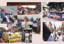 قائد ملت جعفریہ کی اپیل پر ۱۶ مئی صہیونی ریاست کے خلاف ملک گیر احتجاج
