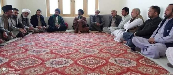 اسلامی تحریک بلتستان کا اجلاس آج علامہ سید محمد عباس رضوی کے رہاٸش گاہ پر منعقد ہوا۔