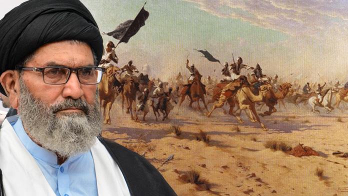 فتح مکہ، شرک کے سیاسی اقتدارکے زوال کا نقطہ آغاز ہے،علامہ ساجد نقوی