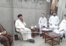 قائد ملت جعفریہ پاکستان سے آزاد کشمیر کے اعلی سطحی وفد کی ملاقات