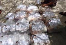 قائد ملت جعفریہ پاکستان کی جانب سے مسافرین افغانستان کی امداد