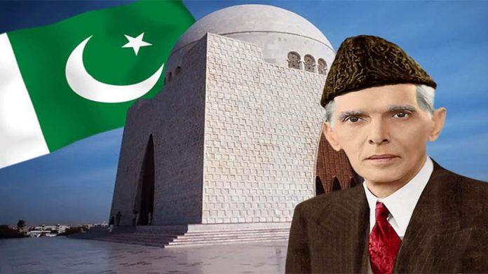 آج بانی پاکستان قائد اعظم محمد علی جناح کی 73ویں برسی